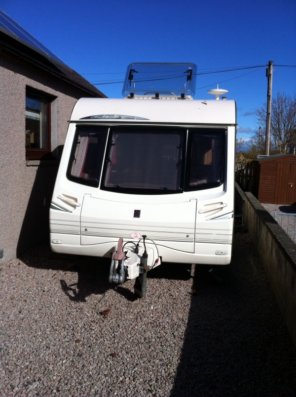 Abbey Vogue 416 2000 Edition 4 Berth In Great Condition